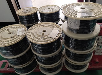 PFA Coated Stainless Steel Wire Ropes