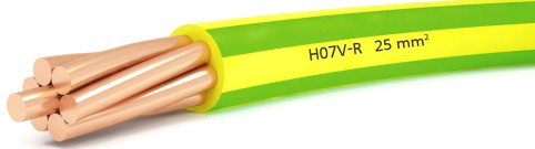 H07V-R Building Wire