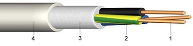 NHXMH Cable
